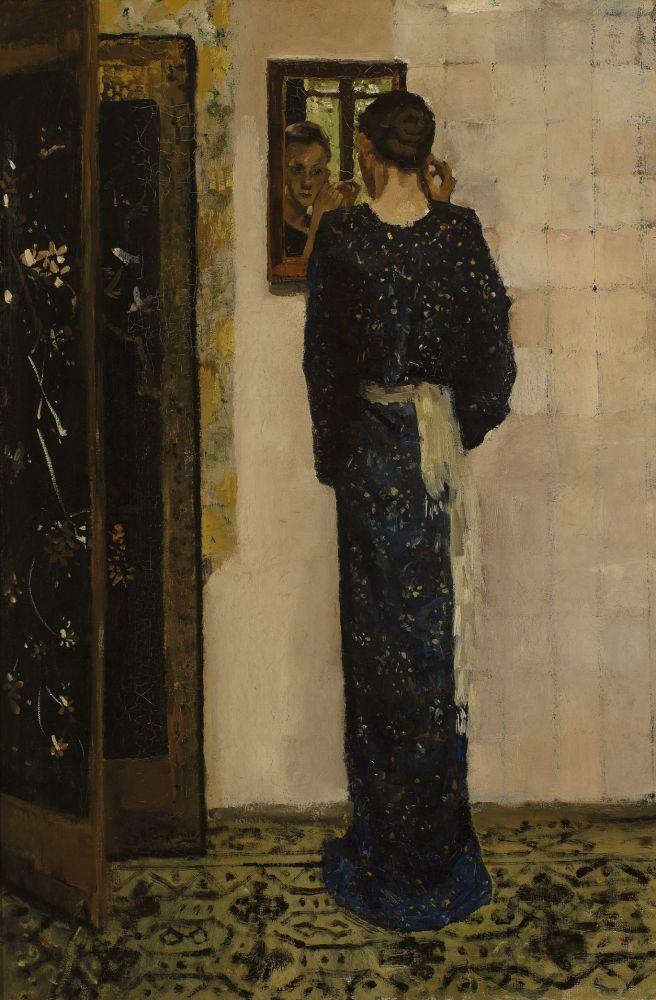 Het oorringetje, 1893