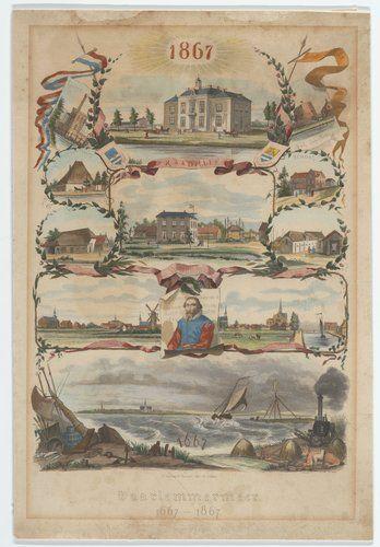 Haarlemmermeer 1667 - 1867