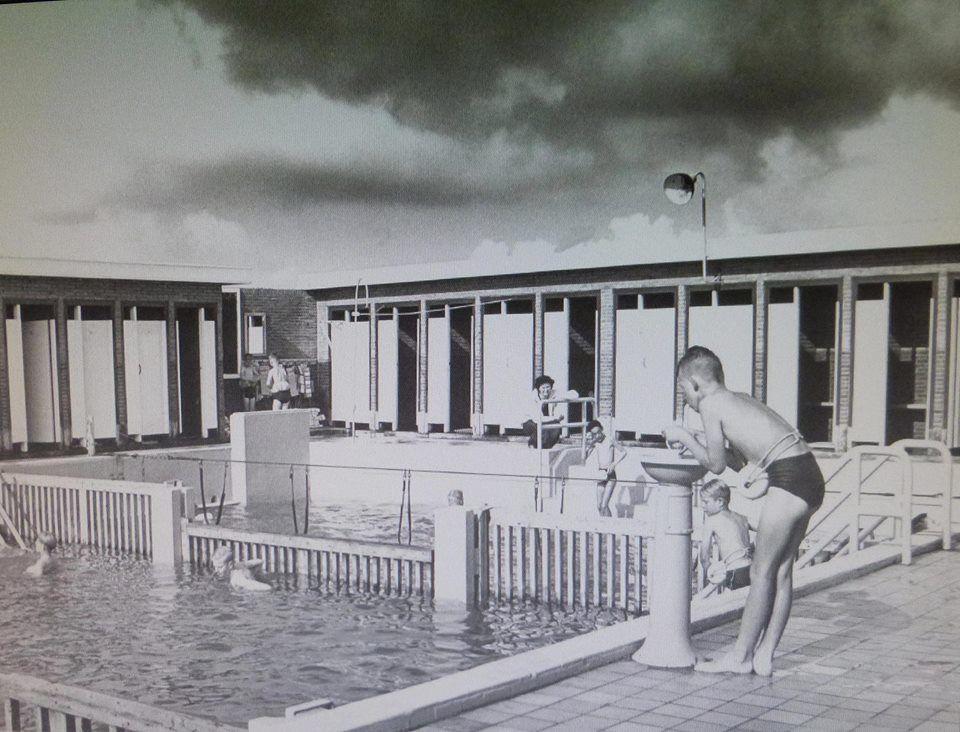 Herinneringen Aan Het Zeezwembad