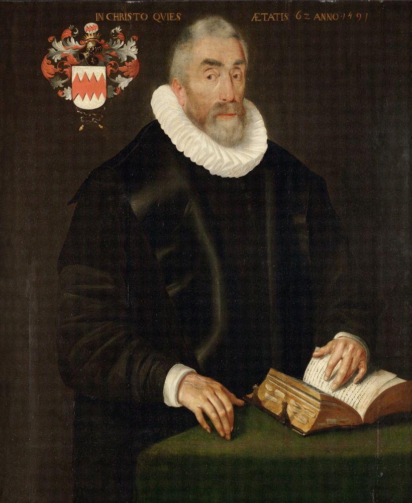 Portret van Nanning van Foreest (kunstenaar onbekend)