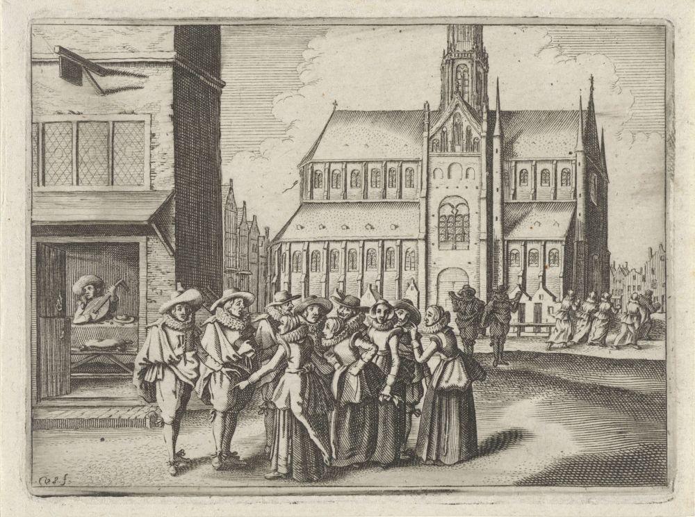 Voor de Grote of Sint Bavokerk