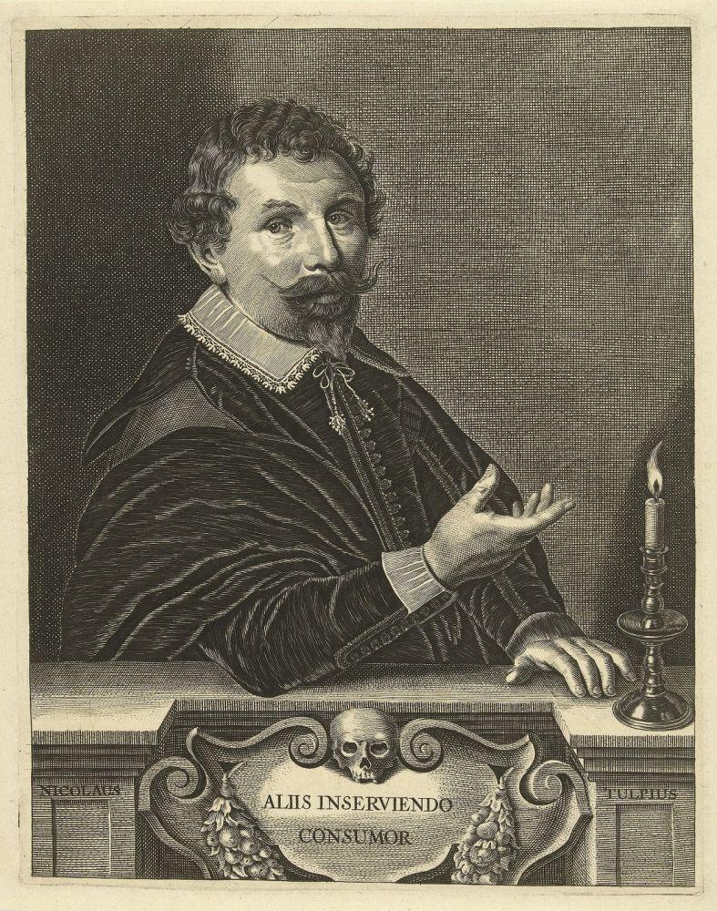 Portret van Nicolaes Tulp