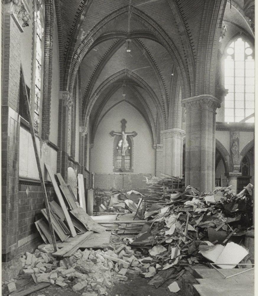 De Spaarnekerk wordt gesloopt
