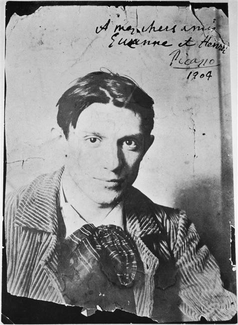 De jonge Picasso