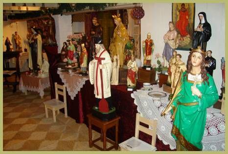 Het Heiligenbeeldenmuseum