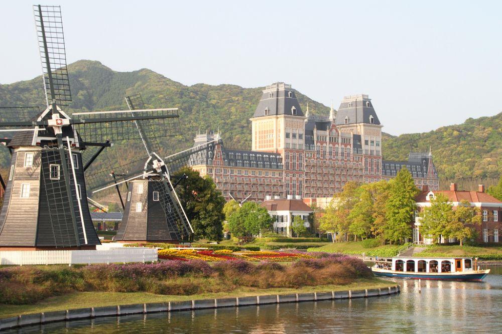 Huis ten Bosch bij Nagasaki