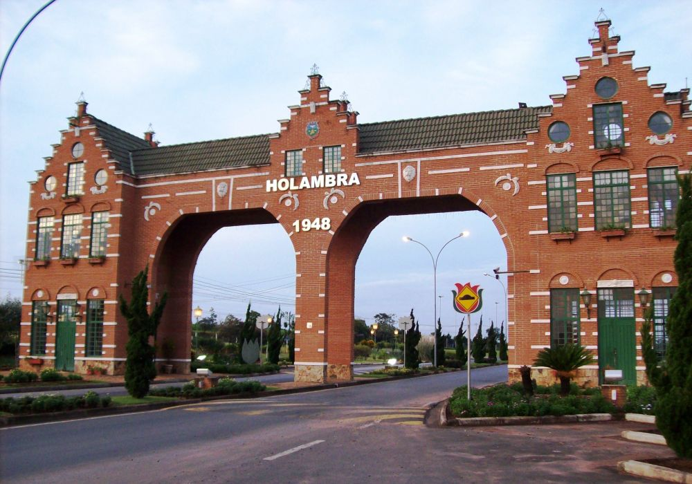Portal Holambra