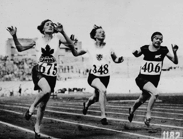 100 meter vrouwen