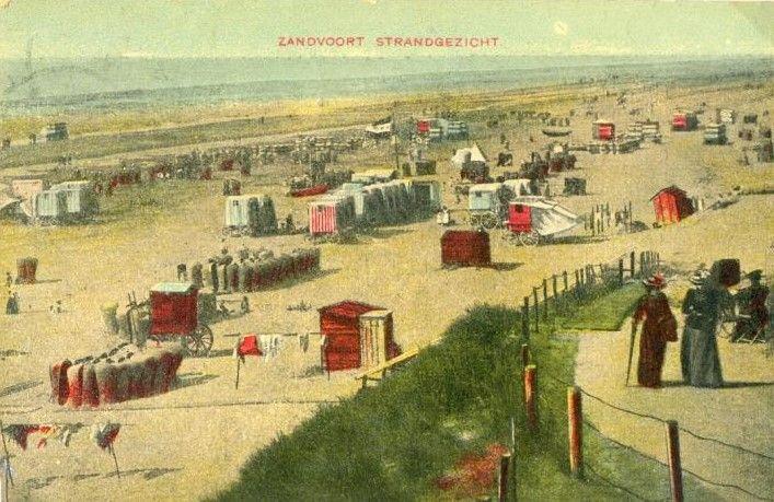 Zandvoort in 1910