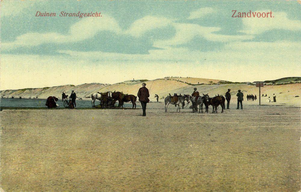Zandvoort anno 1920