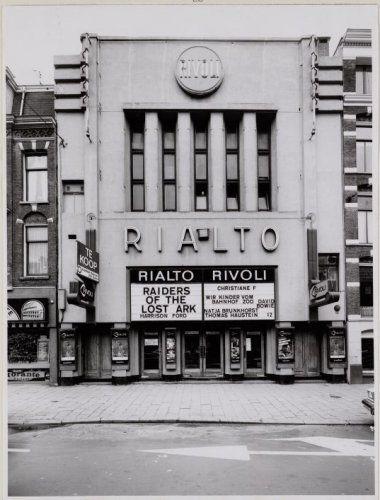 Theater Rivoli Rialto 1981