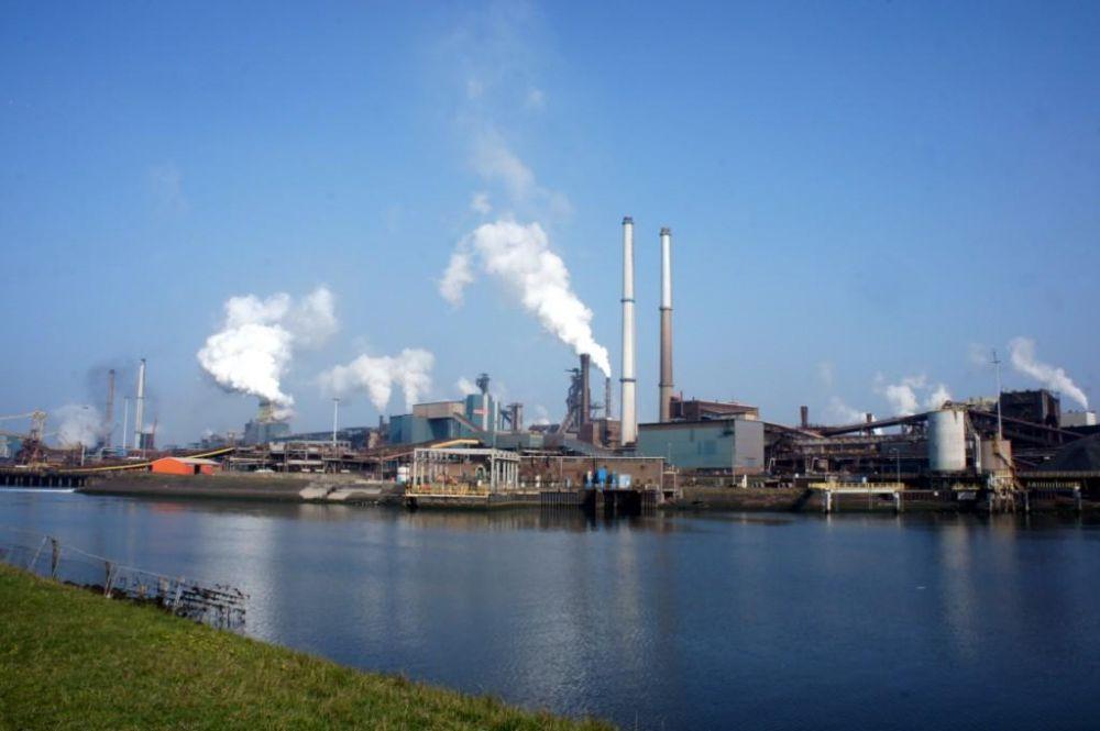 Tata Steel Hoogovens in 2015.