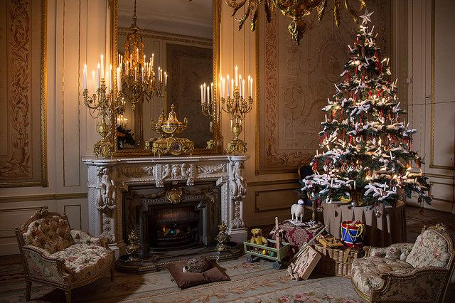 Kerst in het Willet-Holthuysen