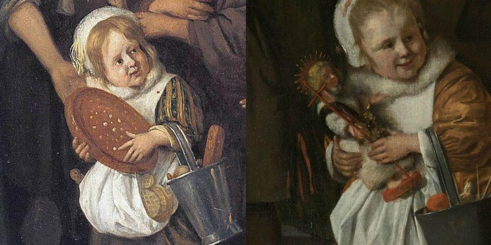 Sint Nicolaasfeest Rijksmuseum.Oneindig Noord Holland Sinterklaasfeesten Op Doek