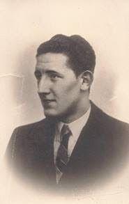 Portret van Jan Keijzer.