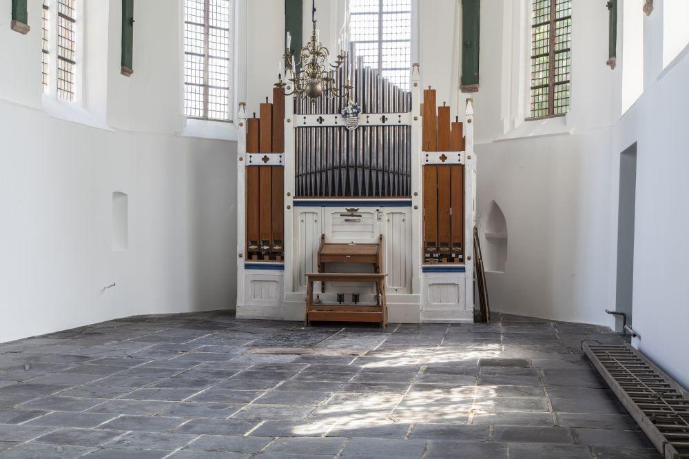 De Martinuskerk in Schellinkhout na de restauratie. Beeld: Jan van Dalen, BOEi